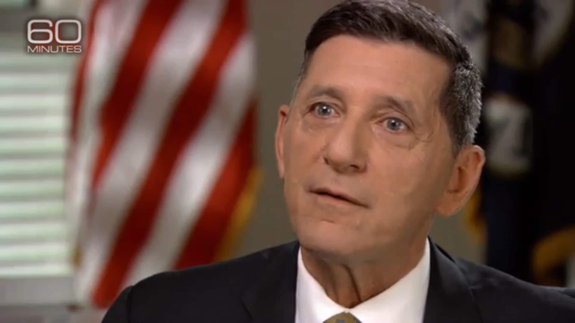 New Drug Czar Michael Botticelli Calls War on Drugs a Failure in 60 Minutes Interview