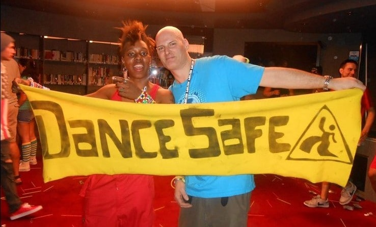 DanceSafe Founder Emanuel Sferios Discusses Harm Reduction and Festival Drug Testing