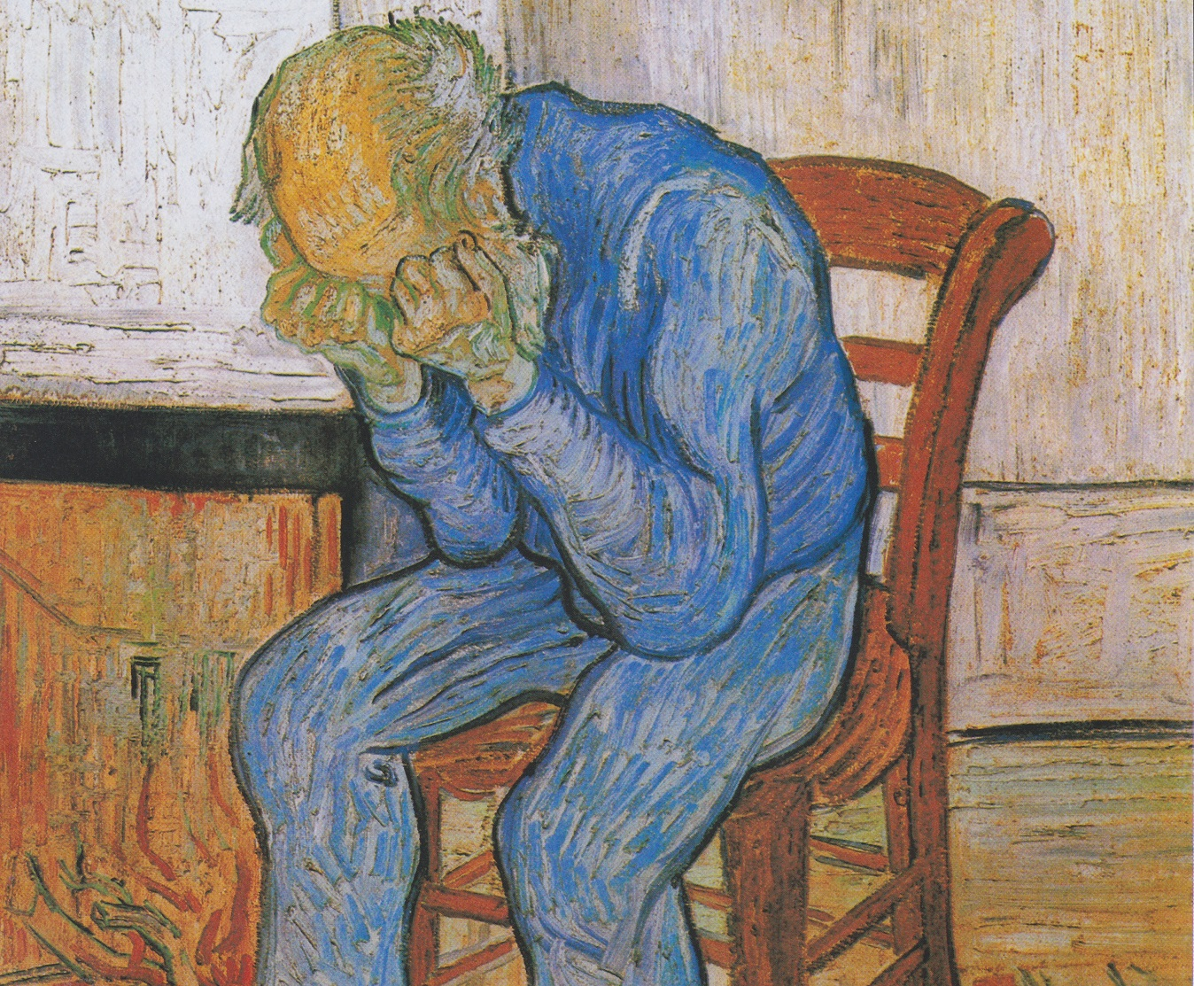 painting genius vincent van gogh suffers bipolar disorder 'the connection between genius and mental illness is paradoxically both   vincent van gogh was a known madman it was never in question to  to  whether or not he suffered from lead poisoning by biting on paint chips.
