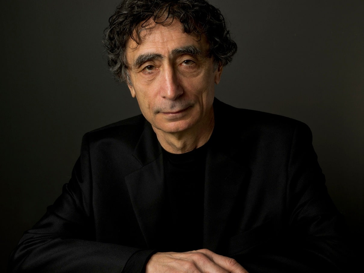Why Addiction Expert Dr. Gabor Maté Treats His Patients with Ayahuasca