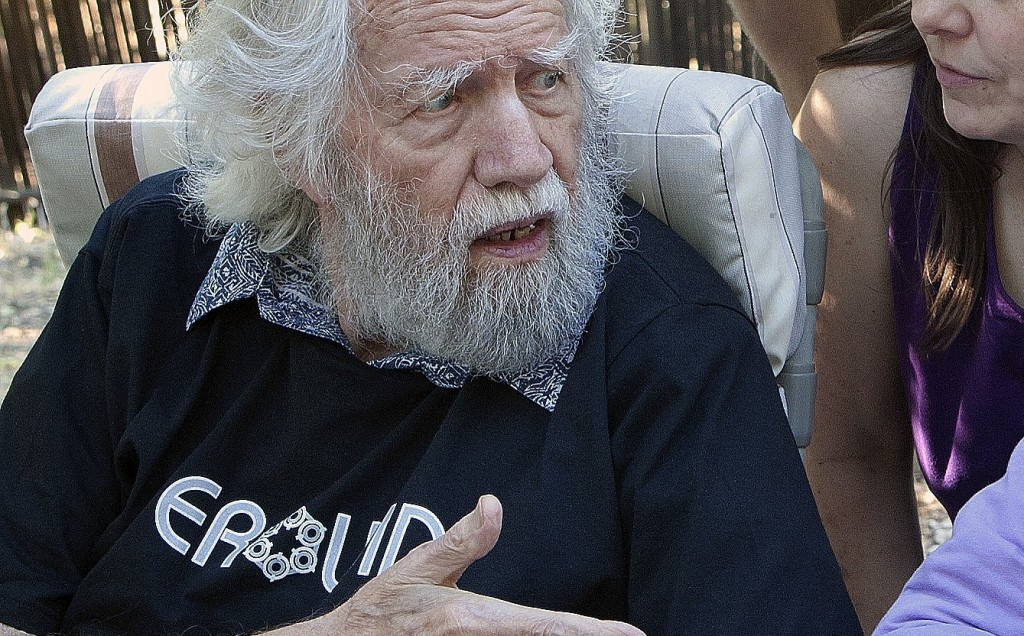 Alex Shulgin (1925 – 2014) helped make MDMA widely known and contributed vastly to the repository of human knowledge of psychedelics | Image Source: Wikimedia Commons user JonRHanna