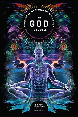 Dr. Gerardo Sandoval is the author of The God Molecule, which can be pre-ordered on Amazon.
