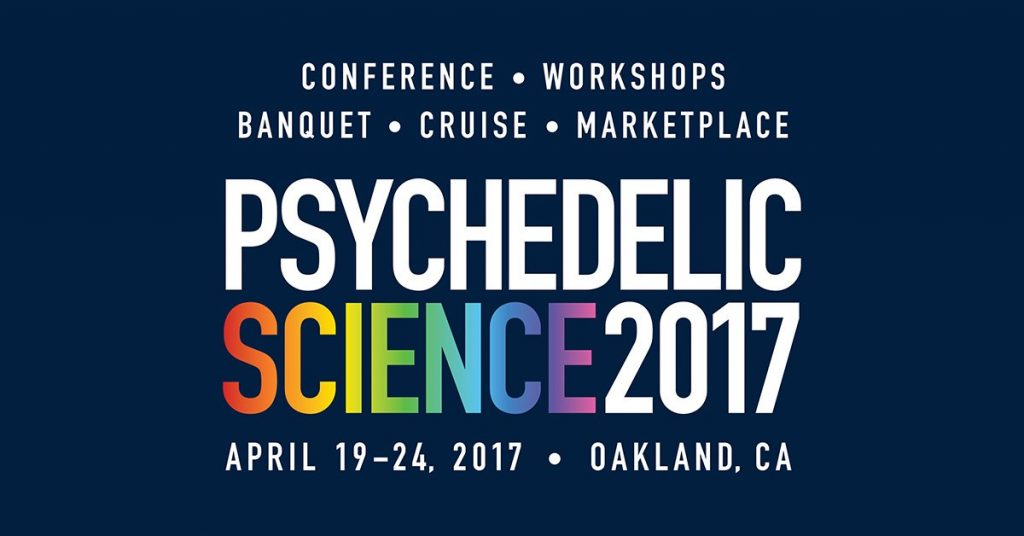 MAPS will be holding their Psychedelic Science Conference in April 2017.
