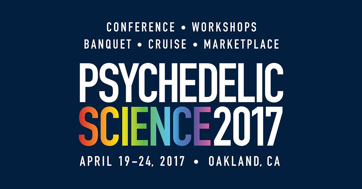 Psychedelic Science 2017: Interview with MAPS Communications Director Brad Burge