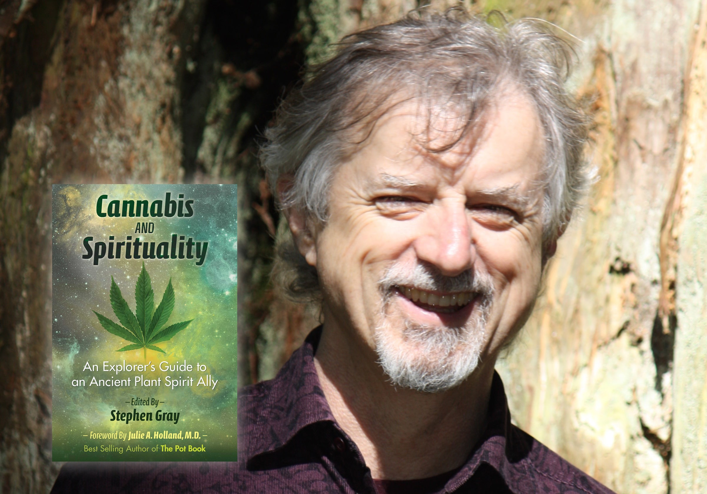 Cannabis as a Spiritual Tool: Interview with Author Stephen Gray