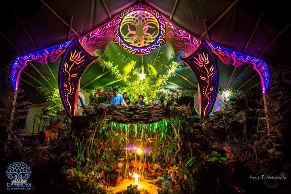 Transformational Festivals and the New Psychedelic Revolution: A Conversation with James Oroc