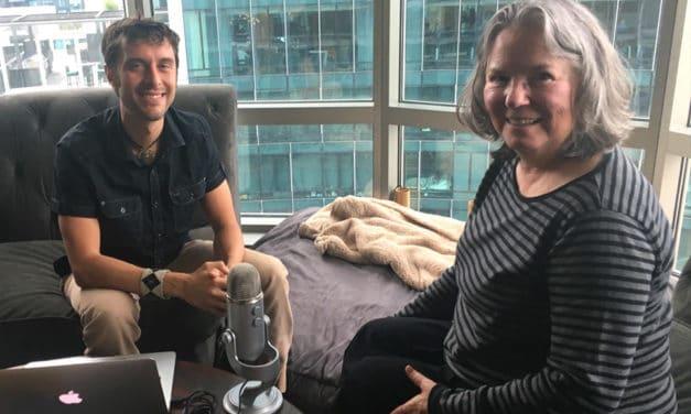 Podcast with Author and Ayahuasca Researcher Rachel Harris