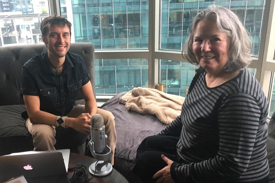rachel harris podcast