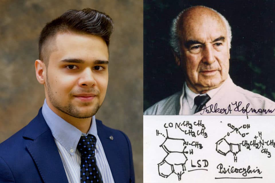 """""""Discover who you truly are."""" Albert Hofmann's Bicycle Day and A Critical Look at LSD"""