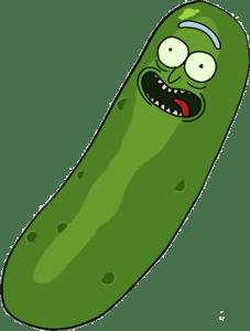 Shane Mauss Pickle Rick