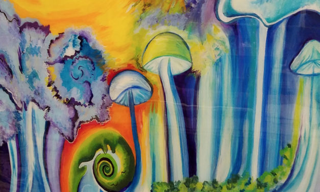 It is Time to Legalize Psilocybin Mushrooms