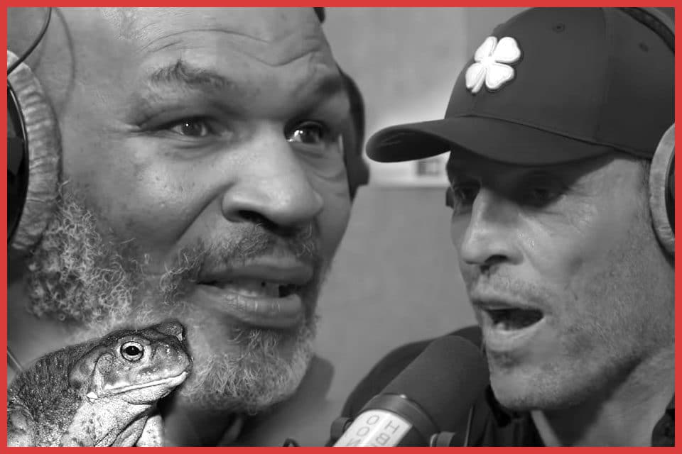 Watch Tony Robbins and Mike Tyson Share 5-MeO-DMT and Ayahuasca Stories