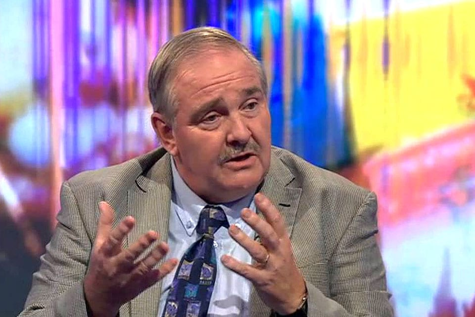 David Nutt on Drug Harms