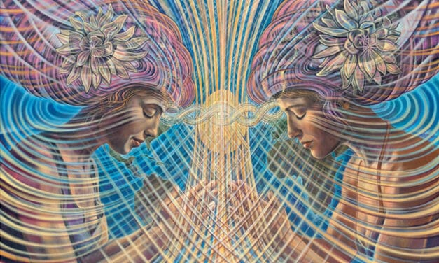 Visionary Art and Psychedelics: Interview with Amanda Sage